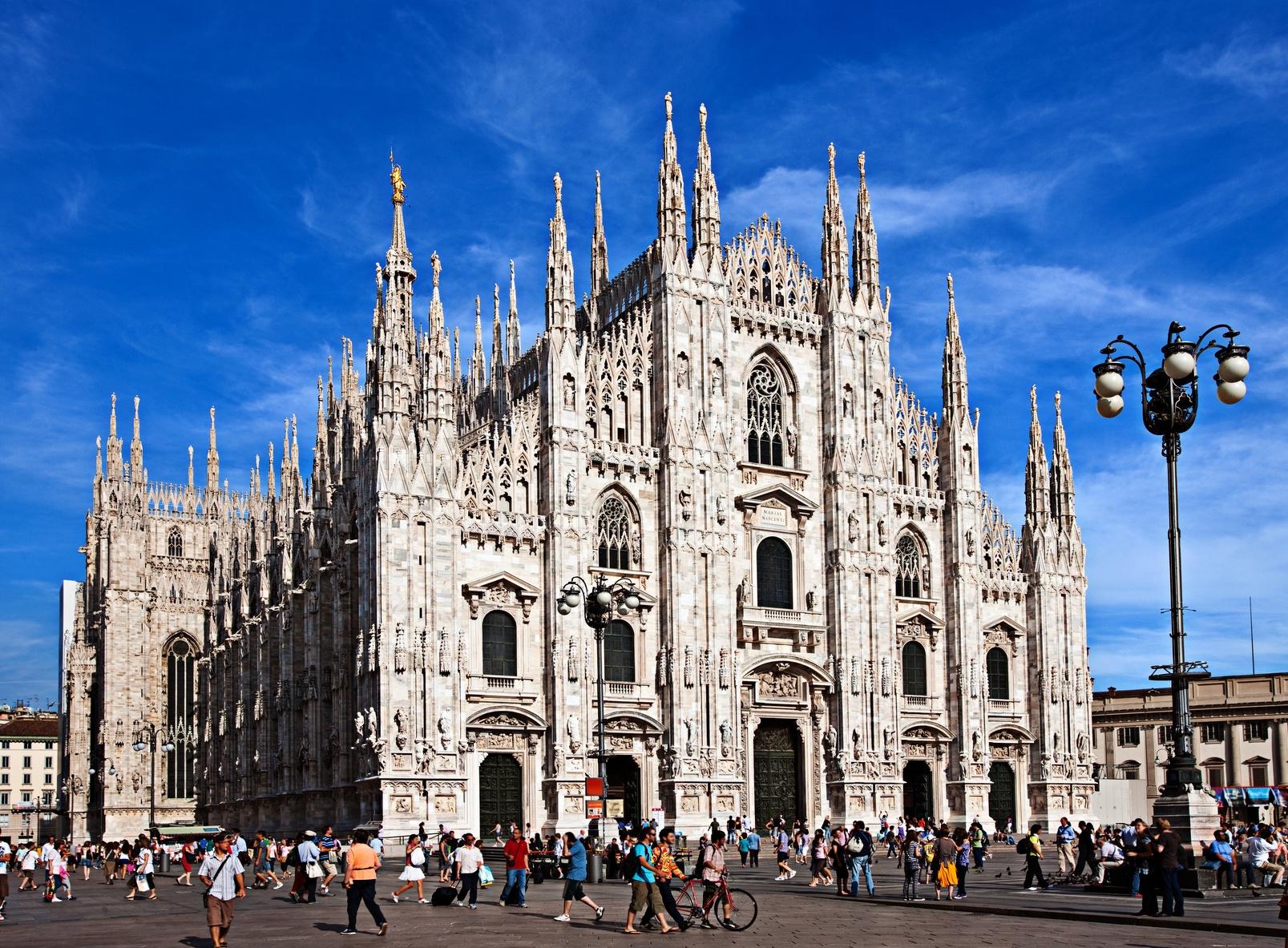 Popolare The Duomo of Milan (Duomo di Milano) | HQ29
