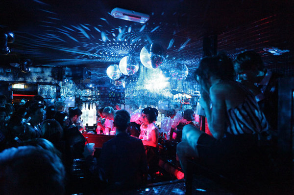 Club plastic dance your heart away for Milan nightlife